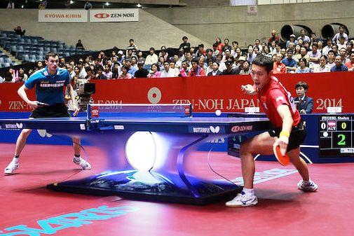 flash настольный тенис: