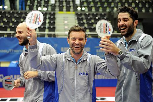 Сборная Греции настольный теннис