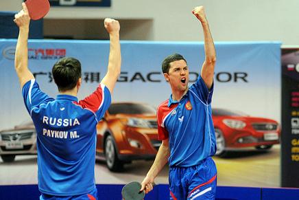 Ливенцов и Пайков побеждают в Екатеринбурге