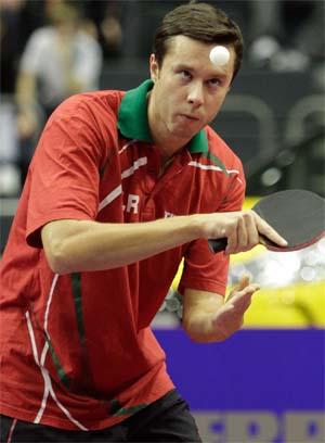 Владимир Самсонов возглавляет список претендентов на победу в KAL Cup Pro Tour Grand Final - ITTF Pro Tour