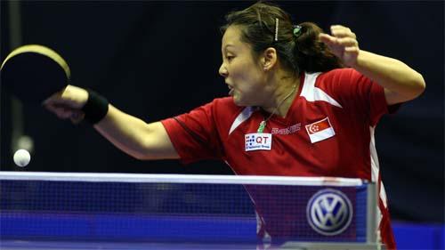 Wang Yuegu (Сингапур) - во главе претендеток на победу в Гранд-финале