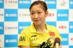 Кубок мира: Лю Шивень оформляет «хэд-трик» (видео)