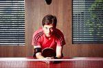 Трюки самого известного комментатора настольного тенниса (ВИДЕО)