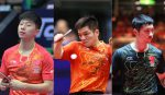 Seamaster 2017 ITTF World Tour China Open: три дня в Чэнду