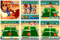 Java игра пинг понг для мобильного телефона